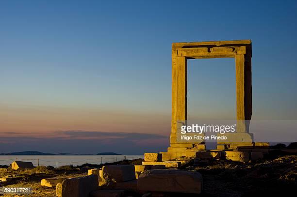 Portara-Naxos Island-Greece