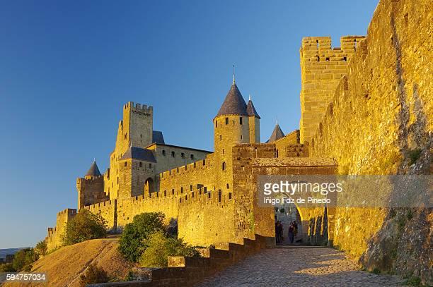 Porte d'Aude- Carcassonne- Midi- Pyrénées- France