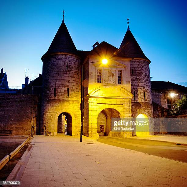 Porte Rivotte, Besançon, France
