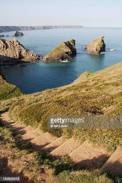 Porth-cadjack Cove