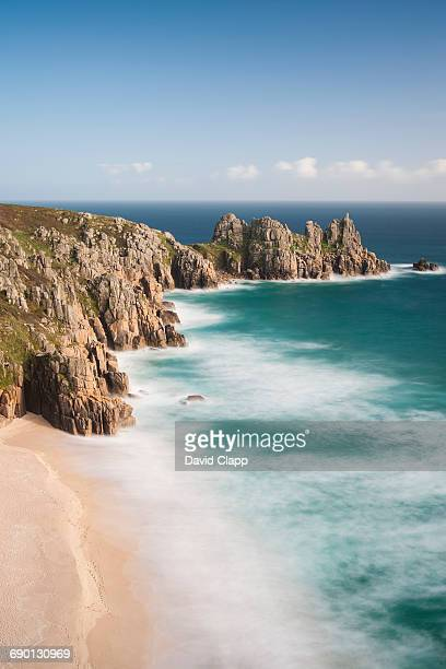 Porthcurno, Lands End, Cornwall