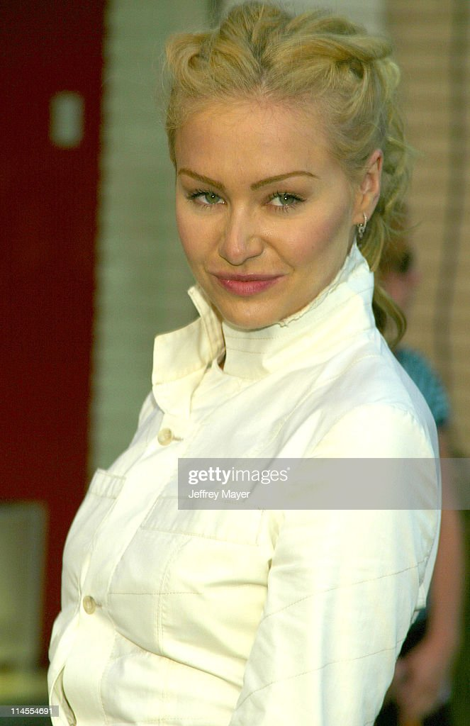 Portia de Rossi during Stella McCartney Los Angeles Store Opening - Arrivals at Stella McCartney Store in Los Angeles, California, United States.