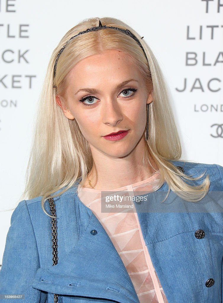 The Little Black Jacket private view at Saatchi Gallery on October 11, 2012 in London, England.