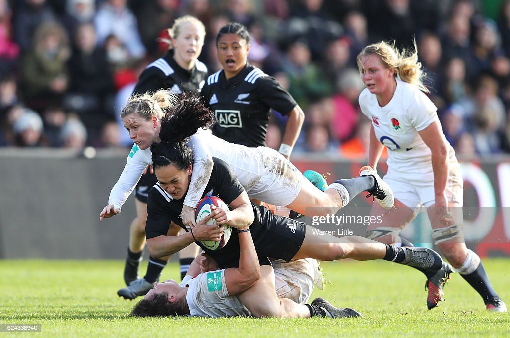 England Women v New Zealand Women - Old Mutual Wealth Series