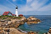 Portland Head Lighthouse , Portland Maine