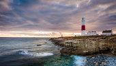 Portland Lighthouse, Dorset, UK