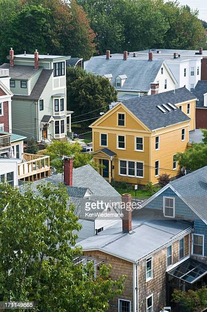 Portland Maine Rooftops