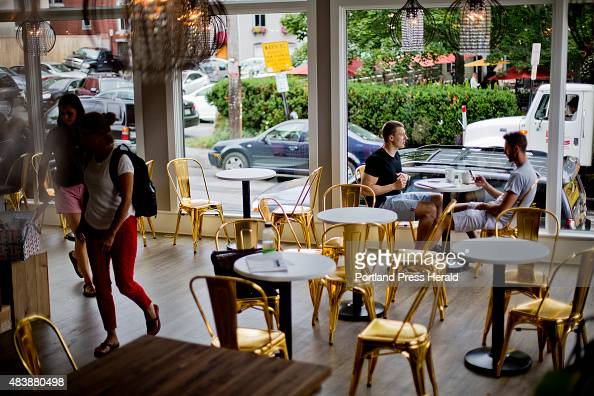Portland Patisserie in the Old Port is photographed for an Eat and Run Friday July 24 2015