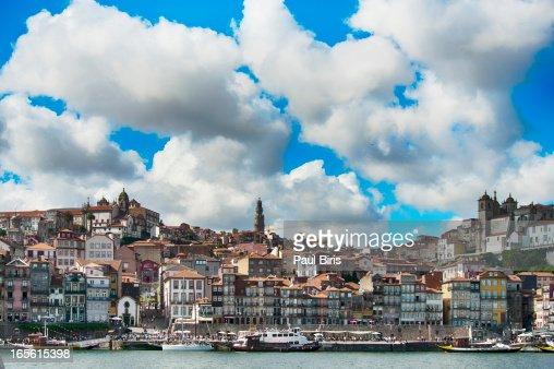 Porto and The Douro river