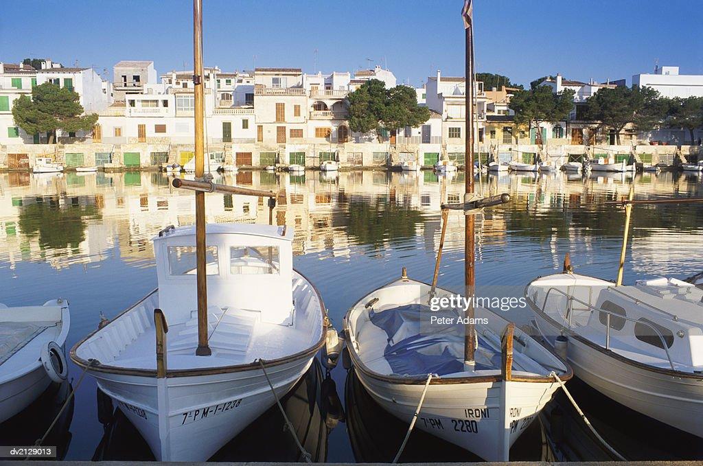 Porto Collom, Mallorca, Spain : Stock Photo