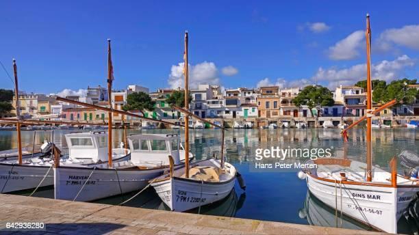 Porto Colom, Majorca, Balearic Islands, Spain