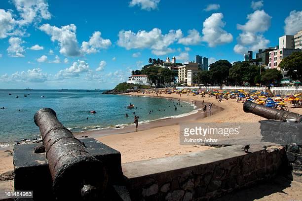 Porto da Barra, Salvador, Brazil