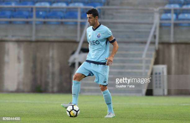 Porto defender Ivan Marcano from Spain in action during the PreSeason Friendly match between Portimonense SC and FC Porto at Estadio Algarve on July...