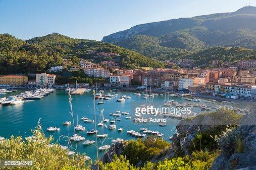 Porto Ercole, Argentario Peninsula, Tuscany, Italy