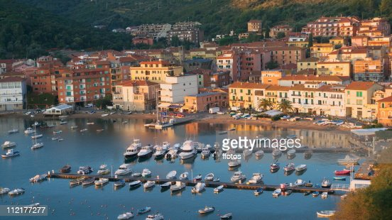Porto Ercole, Tuscany, Italy