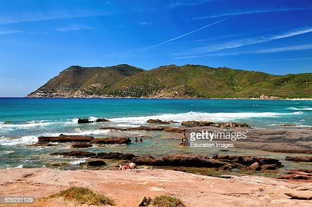 Porto Ferro beach Stintino Sardinia Italy