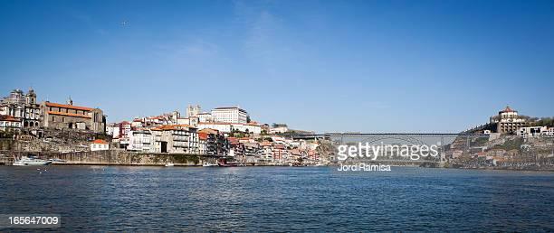 Porto from the river Duero.