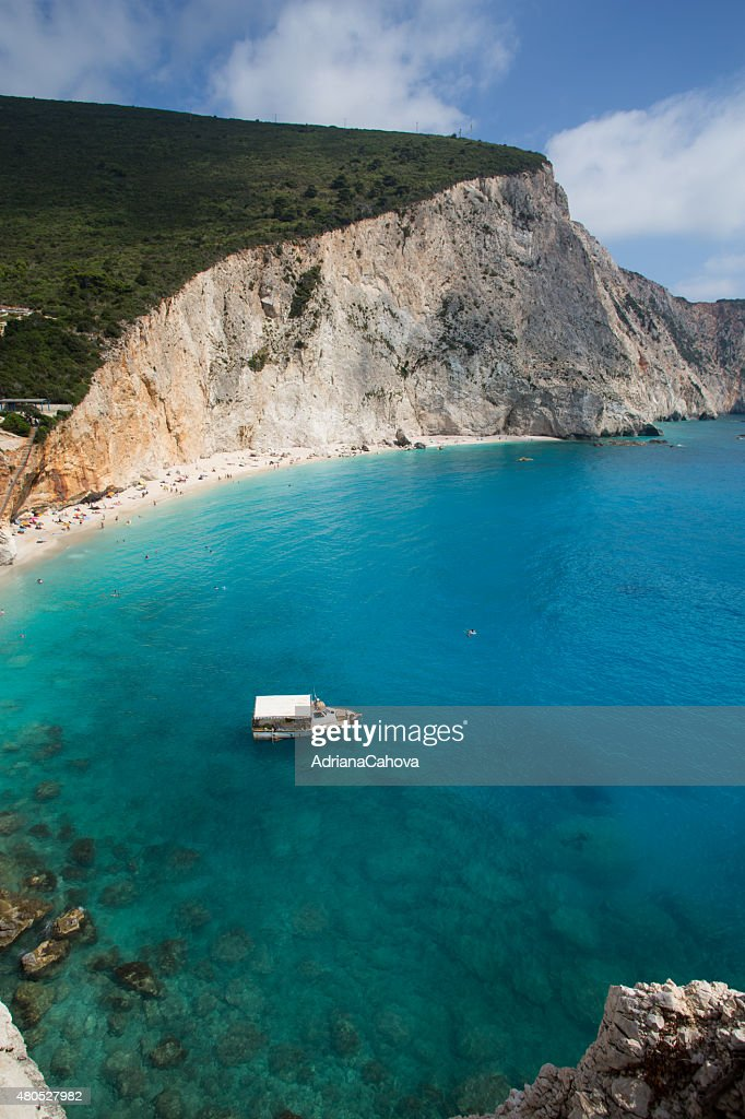 Plage de Porto Katsiki : Photo