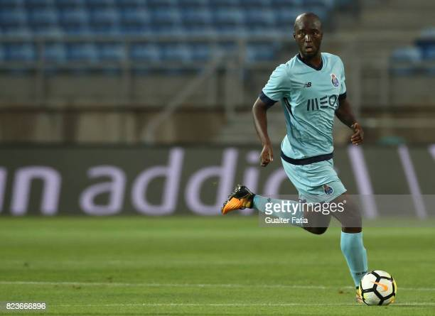 Porto midfielder Danilo Pereira from Portugal in action during the PreSeason Friendly match between Portimonense SC and FC Porto at Estadio Algarve...