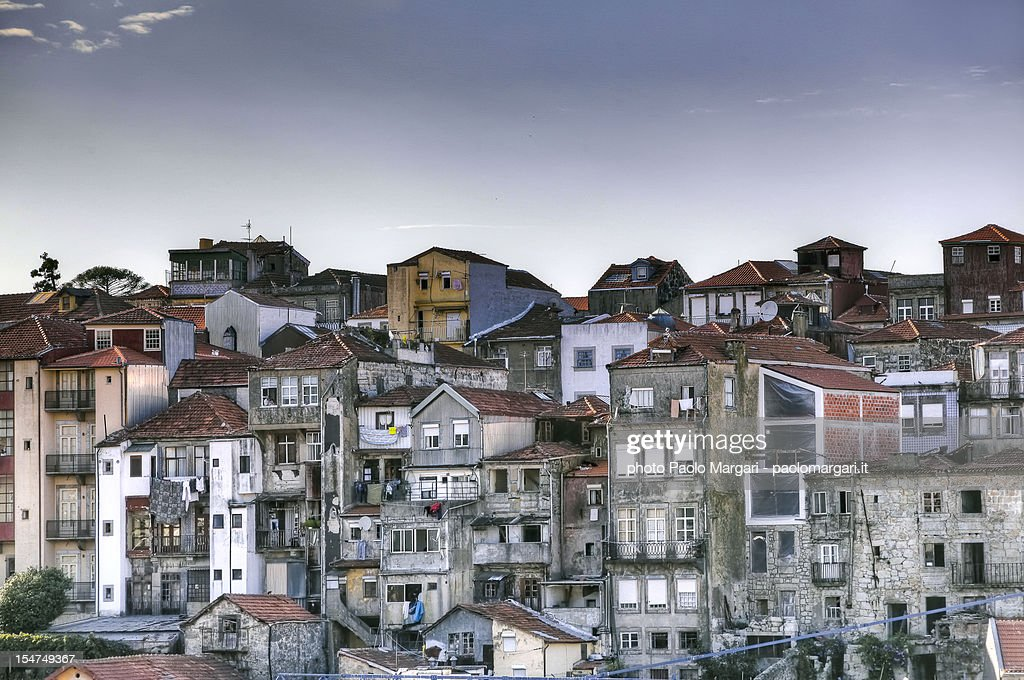 Porto, old city : Stock Photo