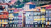 Porto traditional houses