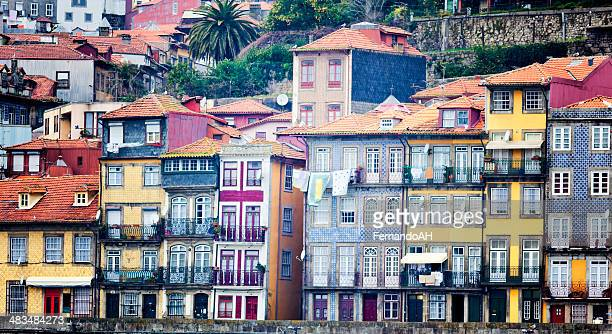 Porto traditional houses