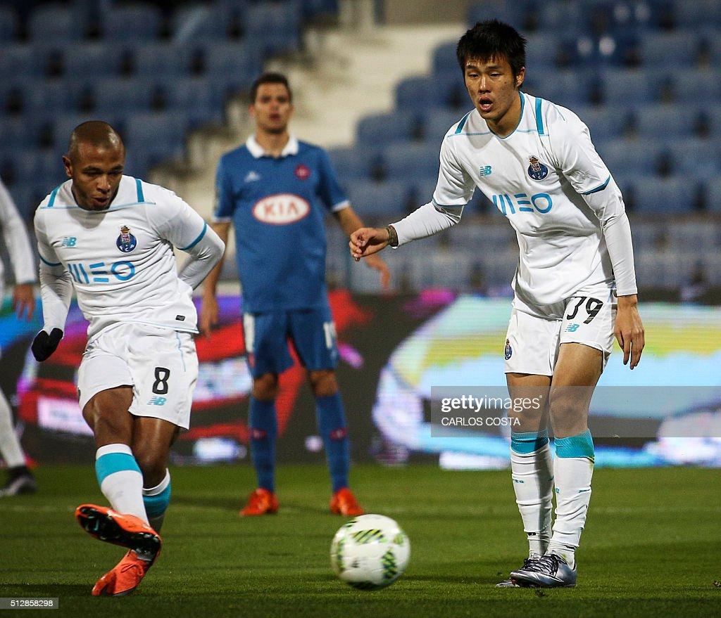 Os Belenenses v FC Porto Primeira Liga s and