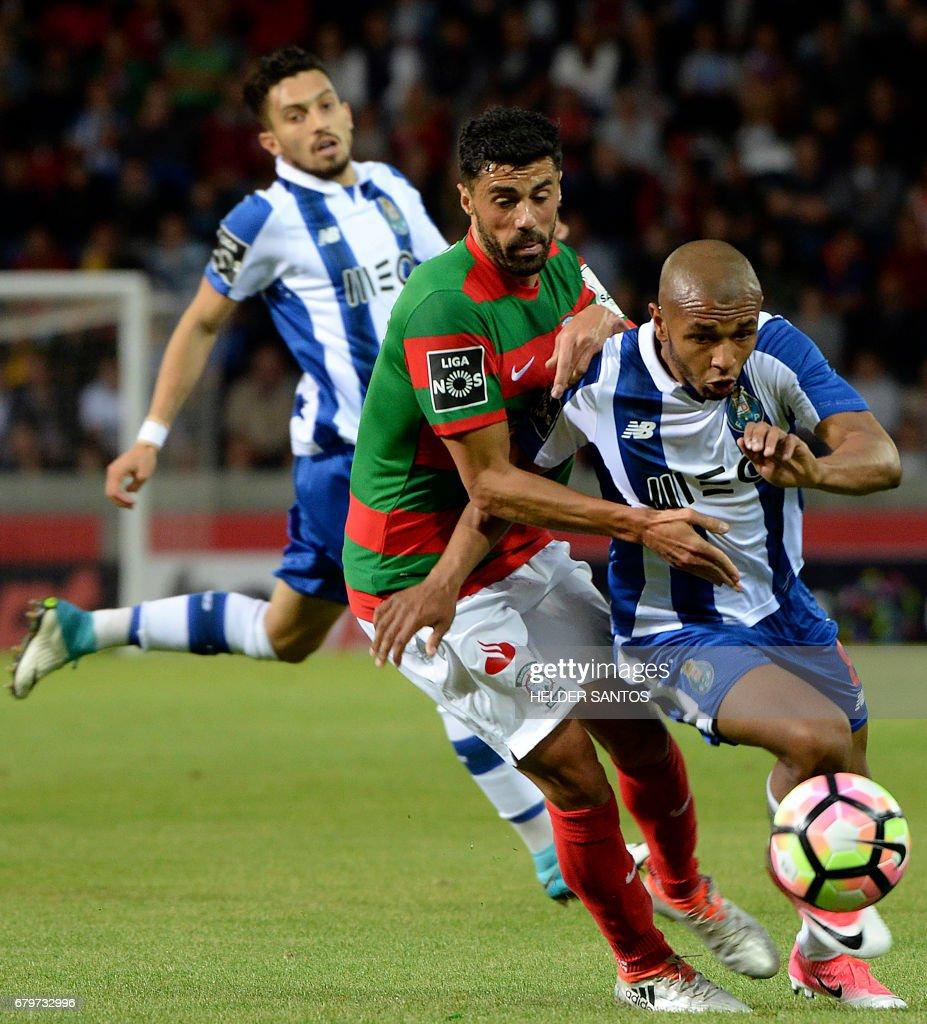 Maritimo v FC Porto Primeira Liga s and