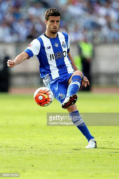 Porto's defender Ivan Marcano during the match between FC Porto and SC Braga for the Portuguese Cup Final at Estadio do Jamor on May 22 2016 in...