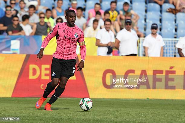 Porto's forward Jackson Martinez during the Primeira Liga match between Belenenses and FC Porto at Estadio do Restelo on May 17 2015 in Lisbon...