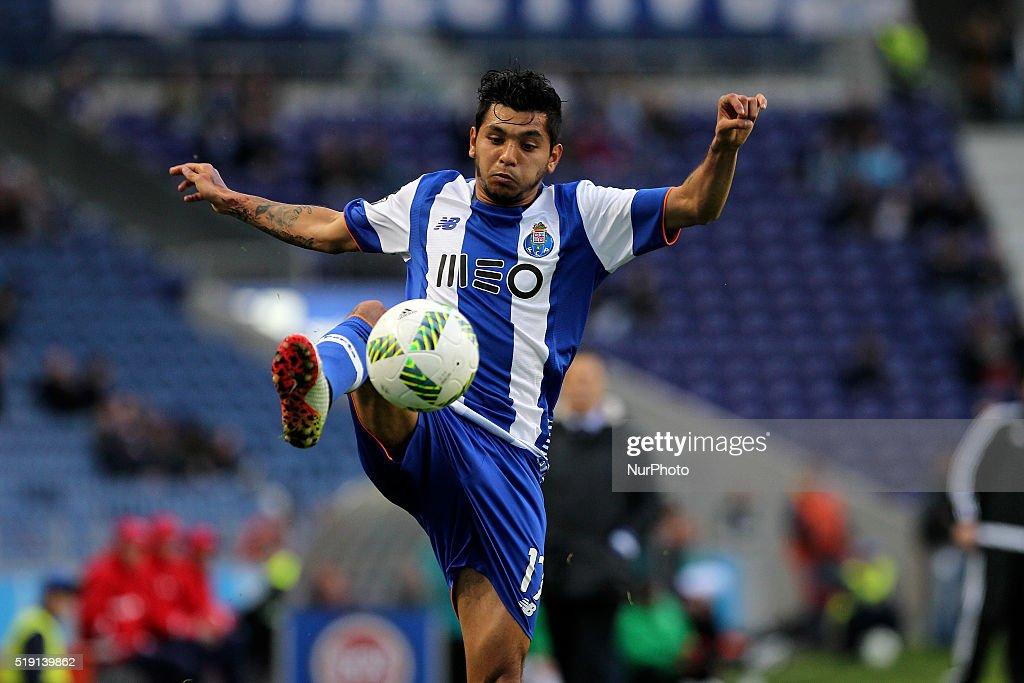 Portugal Premier League 2015/16: Porto and Tondela