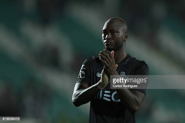 Porto's midfielder Danilo Pereira from Portugal during the Setubal v Porto Primeira Liga at Estadio do Bonfim on October 29 2016 in Setubal Portugal