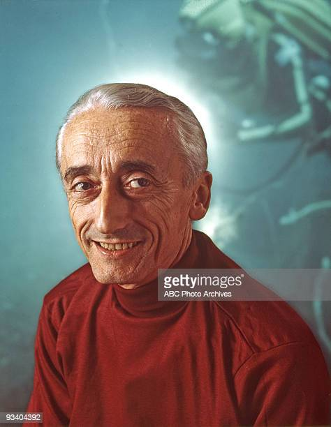 COUSTEAU portrait 11/1/72 Chronicles the exotic undersea explorations of JacquesYves Cousteau and his crew aboard the exRoyal Navy minesweep The...