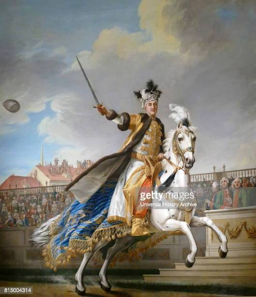 Portrait by Vigelius Eriksen 17221782 of Count Alexei Grigoryevich Orlov 1766 Oil on Canvas Orlov was a Russian soldier and statesman who rose to...