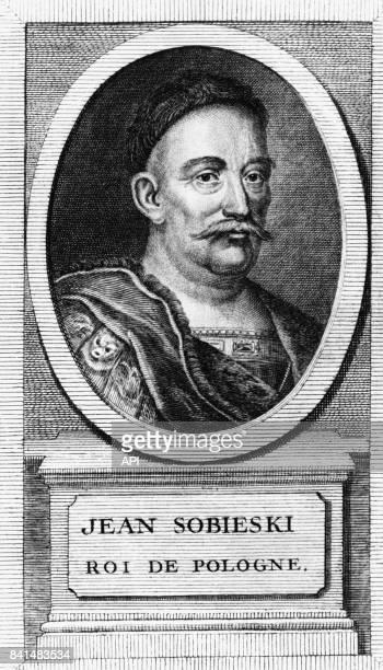 Portrait de Jean III Sobieski roi de Pologne