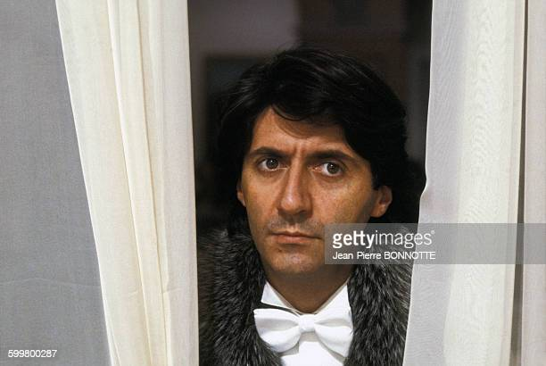 Portrait de l'acteur Tom Conti en décembre 1983 Paris France