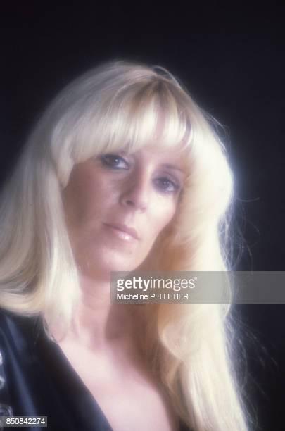 Portrait de l'ancienne prostituée Ulla au moment de la sortie de son livre 'L'Humiliation' en juin 1982 France