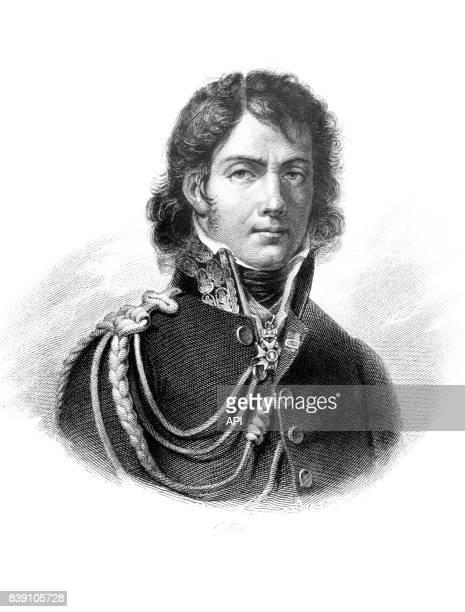 Portrait du chirurgien militaire français DominiqueJean Larrey