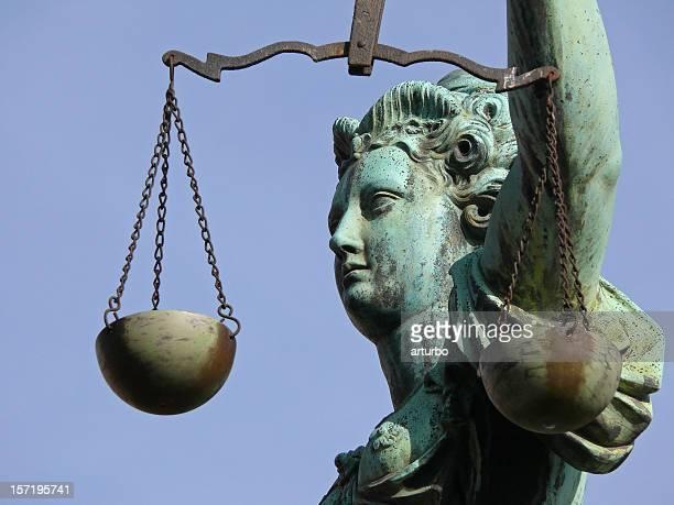 Justicia portrait