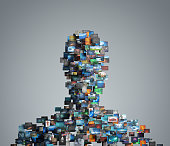 portrait made with pictures