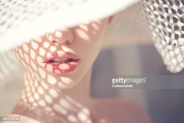 Retrato de uma Mulher bonita