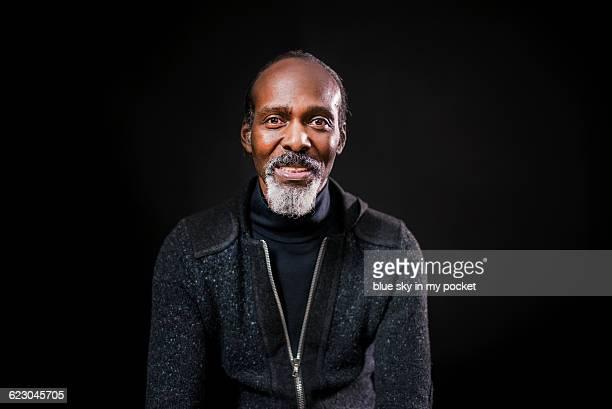 Portrait of a Black Gentleman