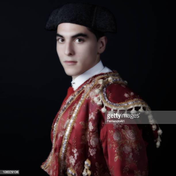 Portrait of a Bullfighter