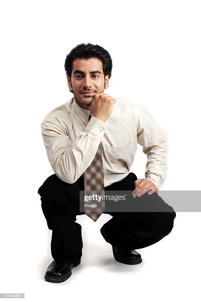Portrait of a businessman : Stock Photo