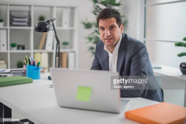 Porträt eines Geschäftsmann