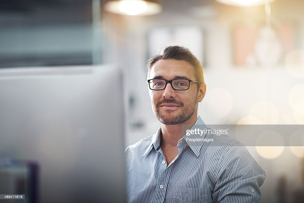 Whatever you are, be a good one : Stock Photo