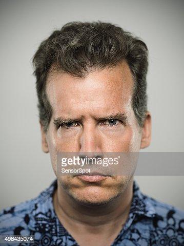 Porträt einer kanadischen real Mann