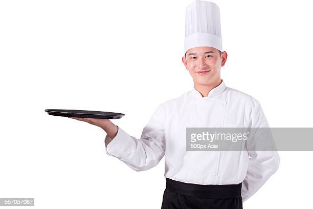 Portrait of a Chef