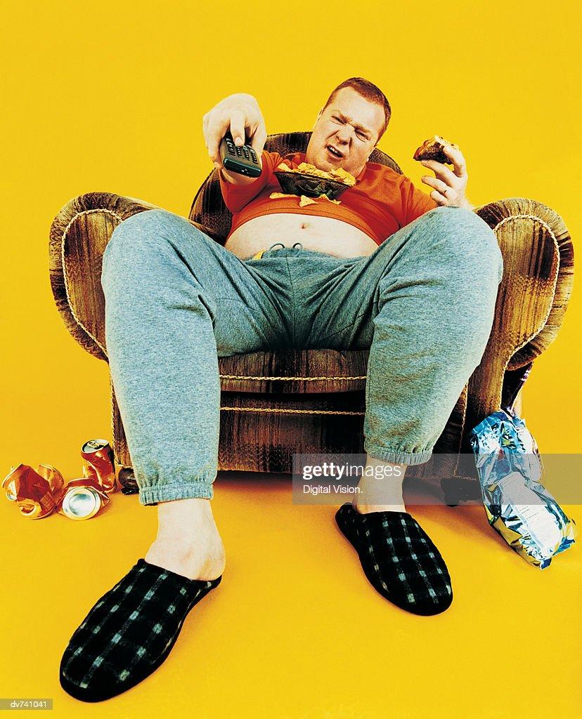 Portrait of a Couch Potato