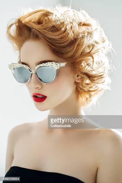 Ritratto di fresca e bella donna